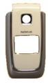 Kryt Nokia 6101 bílý originál -Originální přední kryt vhodný pro mobilní telefony Nokia: Nokia 6101
