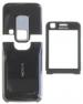 Kryt Nokia 6120classic černý originál-Originální kryt vhodný pro mobilní telefony Nokia: Nokia 6120classic