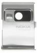 Kryt Nokia 6233 kryt kamery stříbrný-Originální kryt kamery vhodný pro mobilní telefony Nokia: Nokia 6233