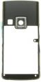 Kryt Nokia 6270 zadní kryt hnědý-Originální zadní kryt vhodný pro mobilní telefony Nokia: Nokia 6270