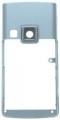 Kryt Nokia 6270 zadní kryt sv.modrý-Originální zadní kryt vhodný pro mobilní telefony Nokia: Nokia 6270