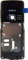 Střední díl Nokia 6300 originál-Originální střední díl pro mobilní telefon Nokia: Nokia 6300