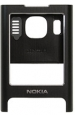 Kryt Nokia 6500classic černý originál-Originální přední kryt vhodný pro mobilní telefony Nokia: Nokia 6500classic