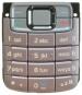 Klávesnice Nokia 3110classic růžová originál-Originální klávesnice pro mobilní telefony Nokia :Nokia 3110 Classic