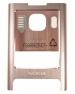 Kryt Nokia 6500classic růžový originál-Originální kryt vhodný pro mobilní telefony Nokia: Nokia 6500classic přední díl růžový