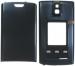 Kryt Nokia 6650fold černý originál-Originální kryt vhodný pro mobilní telefony Nokia: Nokia 6650fold