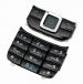 Klávesnice Nokia 6111 černá originál-Originální klávesnice pro mobilní telefon Nokia :Nokia 6111černá