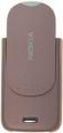 Kryt Nokia N73 kryt baterie růžový-Originální kryt baterie vhodný pro mobilní telefony Nokia: Nokia N73