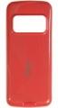 Kryt Nokia N79 kryt baterie červený-Originální kryt baterie vhodný pro mobilní telefony Nokia: Nokia N79