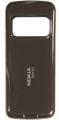 Kryt Nokia N79 kryt baterie hnědý-Originální kryt baterie vhodný pro mobilní telefony Nokia: Nokia N79