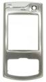 Kryt Nokia N80 stříbrný originál-Originální přední kryt vhodný pro mobilní telefony Nokia: Nokia N80
