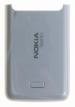 Kryt Nokia N82 kryt baterie stříbrný-Originální kryt baterie vhodný pro mobilní telefony Nokia: Nokia N82