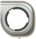 Kryt Nokia N93 kryt kloubu šedý-Originální kryt klouby vhodný pro mobilní telefony Nokia: Nokia N93