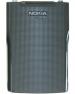 Kryt Nokia E71 kryt baterie šedý-Originální kryt baterie vhodný pro mobilní telefony Nokia: Nokia E71