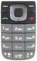 Klávesnice Nokia 2760 šedá originál-Originální klávesnice pro mobilní telefon Nokia :Nokia 2760šedá