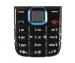 Klávesnice Nokia 5130xpressMusic modrá originál-Originální klávesnice pro mobilní telefon Nokia :Nokia 5130xpressMusicmodrá