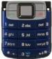 Klávesnice Nokia 3110classic modrá originál-Originální klávesnice pro mobilní telefony Nokia :Nokia 3110 Classic / 3109 Classicmodrá