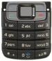 Klávesnice Nokia 3110classic šedá originál-Originální klávesnice pro mobilní telefony Nokia :Nokia 3110 Classic / Nokia 3109 Classicšedá
