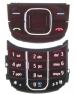 Klávesnice Nokia 3600slide wine originál-Originální klávesnice pro mobilní telefony Nokia :Nokia 3600slidewine