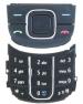 Klávesnice Nokia 3600slide carcoal originál-Originální klávesnice pro mobilní telefony Nokia :Nokia 3600slidecarcoal