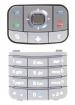 Klávesnice Nokia 6110navigátor bílá originál-Originální klávesnice pro mobilní telefony Nokia :Nokia 6110navigátorbílá