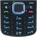 Klávesnice Nokia 6220classic černá originál-Originální klávesnice pro mobilní telefony Nokia :Nokia 6220Classicčerná