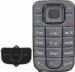 Klávesnice Nokia 6267 stříbrná originál-Originální klávesnice pro mobilní telefony Nokia :Nokia 6267černá