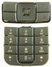 Klávesnice Nokia 6270 stříbrná originál-Originální klávesnice pro mobilní telefony Nokia :Nokia 6270stříbrná