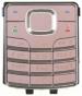 Klávesnice Nokia 6500classic růžová - originál-Originální klávesnice pro mobilní telefony Nokia:Nokia 6500classicrůžová