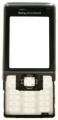 Kryt Sony-Ericsson C702 černý originál -Originální přední kryt vhodný pro mobilní telefony Sony-Ericsson: Sony-Ericsson C702