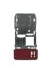 Kryt Sony-Ericsson C902 kryt antény červený-Originální kryt antény vhodný pro mobilní telefony Sony-Ericsson: Sony-Ericsson C902