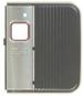 Kryt Sony-Ericsson G502 kryt antény černý-Originální kryt antény vhodný pro mobilní telefony Sony-Ericsson: Sony-Ericsson G502
