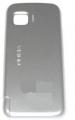 Kryt Nokia 5230 kryt baterie stříbrný-Originální kryt baterie vhodný pro mobilní telefony Nokia: Nokia 5230