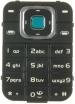 Klávesnice Nokia 7370 hnědá originál-Originální klávesnice pro mobilní telefony Nokia:Nokia 7370hnědá