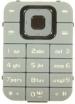 Klávesnice Nokia 7373 růžová originál-Originální klávesnice pro mobilní telefony Nokia:Nokia 7373růžová
