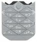 Klávesnice Nokia 7500prism bílá originál-Originální klávesnice pro mobilní telefony Nokia:Nokia 7500 Prismbílá