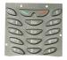 Klávesnice Nokia 7650 šedá originál-Originální klávesnice pro mobilní telefony Nokia:Nokia 7650šedá