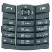 Klávesnice Nokia 8800arte černá originál-Originální klávesnice pro mobilní telefony Nokia:Nokia 8800artečerná
