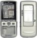 Kryt Sony-Ericsson K750i stříbrný-Originální kryt vhodný pro mobilní telefony Sony-Ericsson:Sony-Ericsson K750istříbrný