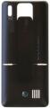 Kryt Sony-Ericsson K770i kryt baterie hnědý-Originální kryt baterie vhodný pro mobilní telefony Sony-Ericsson: Sony-Ericsson K770i