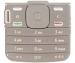 Klávesnice Nokia N79 šedá originální-Originální klávesnice pro mobilní telefon Nokia :Nokia N79šedá