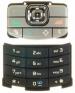 Klávesnice Nokia N80 mat black originální-Originální klávesnice pro mobilní telefon Nokia :Nokia N80mat black - dva díly