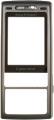 Kryt Sony-Ericsson K800i hnědý originál -Originální přední kryt vhodný pro mobilní telefony Sony-Ericsson: Sony-Ericsson K800i