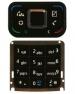 Klávesnice Nokia E65 černá originální-Originální klávesnice pro mobilní telefon Nokia :Nokia E65černá