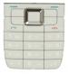 Klávesnice Nokia E51 bílá originální-Originální klávesnice pro mobilní telefon Nokia :Nokia E51bílá