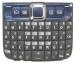 Klávesnice Nokia E63 modrá originální-Originální klávesnice pro mobilní telefon Nokia :Nokia E63 Qwertymodrá