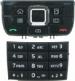 Klávesnice Nokia E66 černá originál-Originální klávesnice pro mobilní telefon Nokia :Nokia E66černá