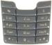Klávesnice Nokia E70 stříbrná originál-Originální klávesnice pro mobilní telefon Nokia :Nokia E70stříbrná