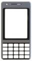Kryt Sony-Ericsson P1i originál-Originální přední kryt vhodný pro mobilní telefony Sony-Ericsson: Sony-Ericsson P1i / P1