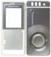 Kryt Sony-Ericsson R300 stříbrný/černý originál-Originální kryt vhodný pro mobilní telefony Sony-Ericsson: Sony-Ericsson R300